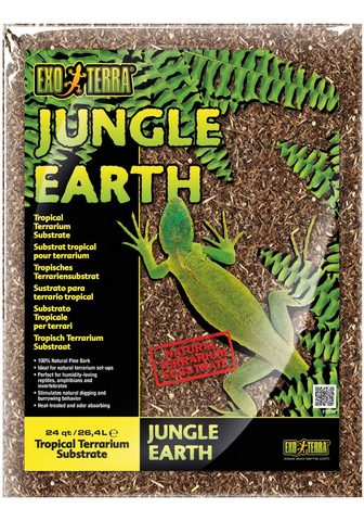Exo Terra Terrarien-Substrat »Jungle Earth« 264 ...