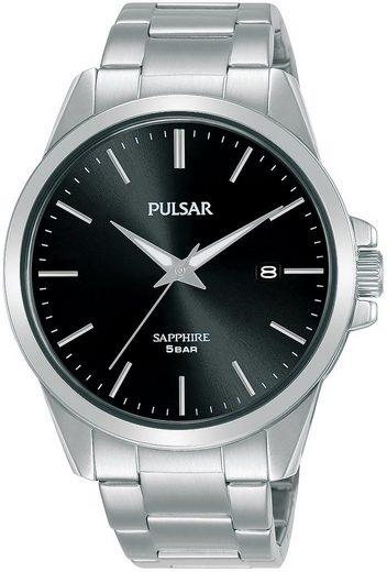 Pulsar Quarzuhr »Pulsar Quarz Saphirglas, PS9639X1«