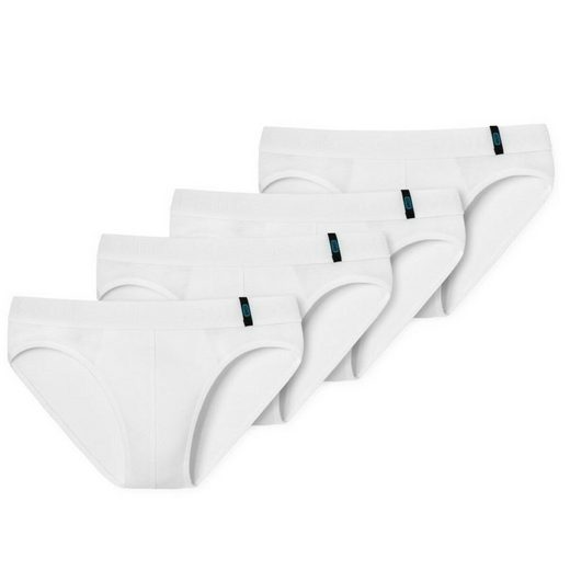 Schiesser Rioslip »4er Pack 95/5 Unterhosen« Slip