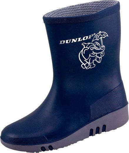 Dunlop »K151710 Mini« Gummistiefel blau/grau