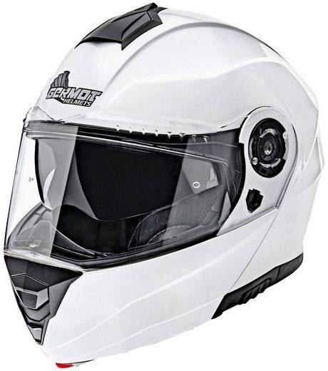 Germot Motorradhelm »GM 96002«, mit integrierter Sonnenblende