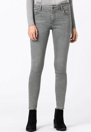 HALLHUBER Slim-fit-Jeans »MIA aus Candiani Denim«