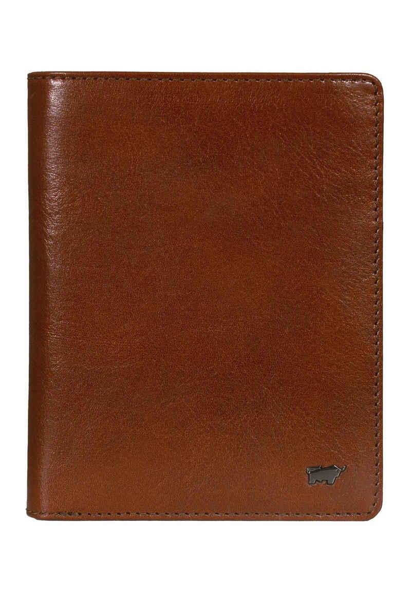 Braun Büffel Brieftasche »COUNTRY RFID Brieftasche«, mit Stiftehalter