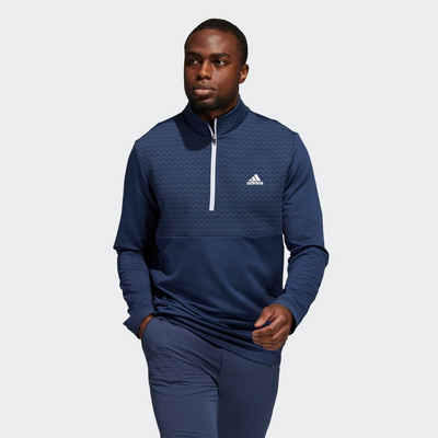 adidas Performance Laufjacke »Recycled Content COLD.RDY Quarter-Zip Pullover«