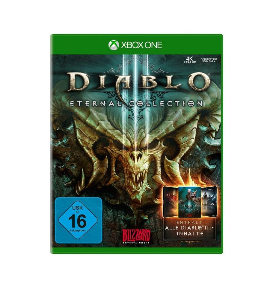 activision xbox one spiel diablo 3 eternal collection. Black Bedroom Furniture Sets. Home Design Ideas