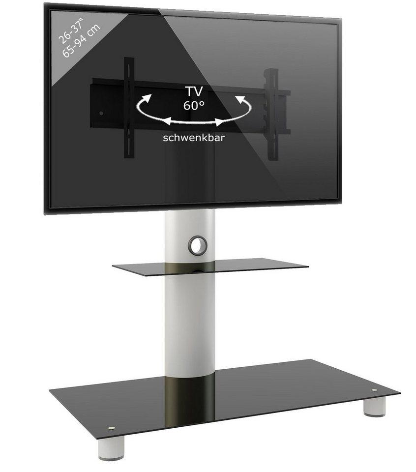 VCM TV-Standfuß ´´Standol Zwischenboden´´   Wohnzimmer > TV-HiFi-Möbel > Ständer & Standfüße   Schwarz   VCM