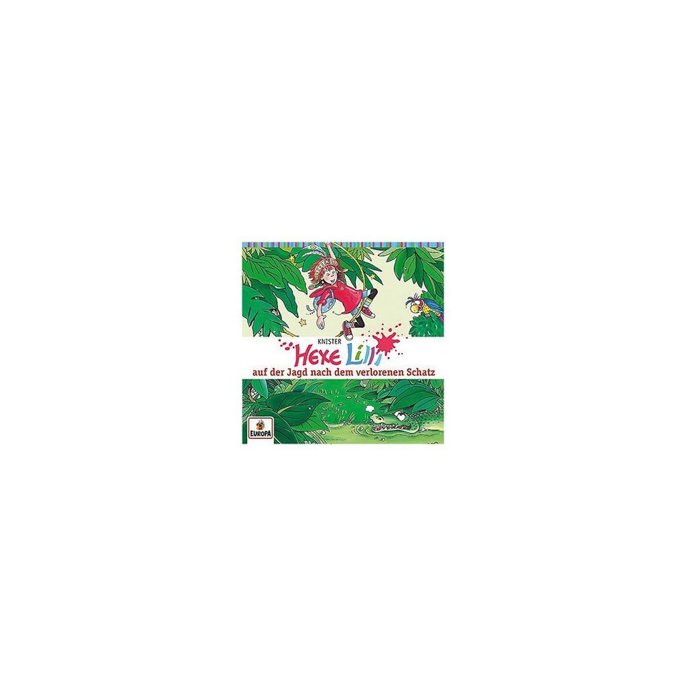 Sony CD Hexe Lilli Lilli Lilli 11 - auf der Jagd nach dem verlorenen Schatz online kaufen f150d2