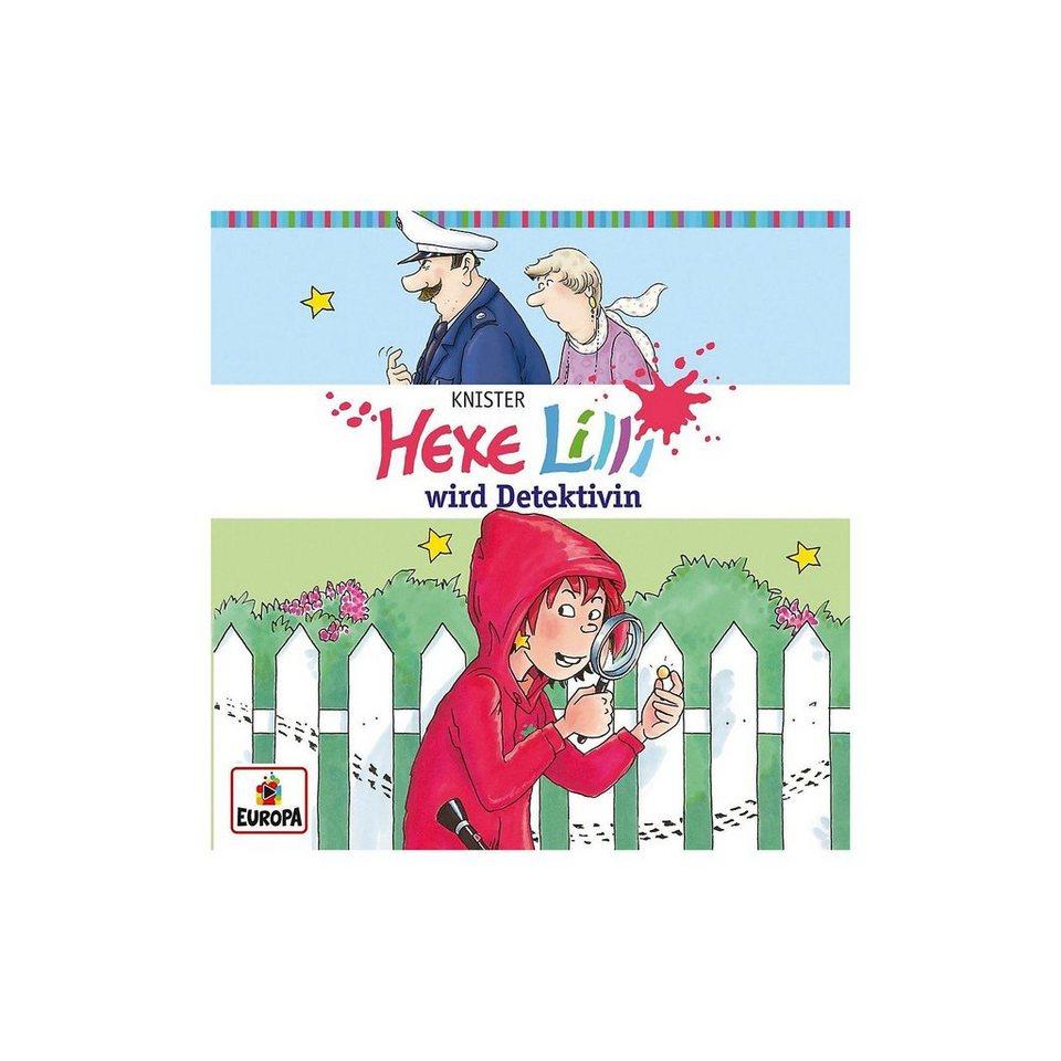 Sony CD Hexe Lilli 05 - wird Detektivin kaufen
