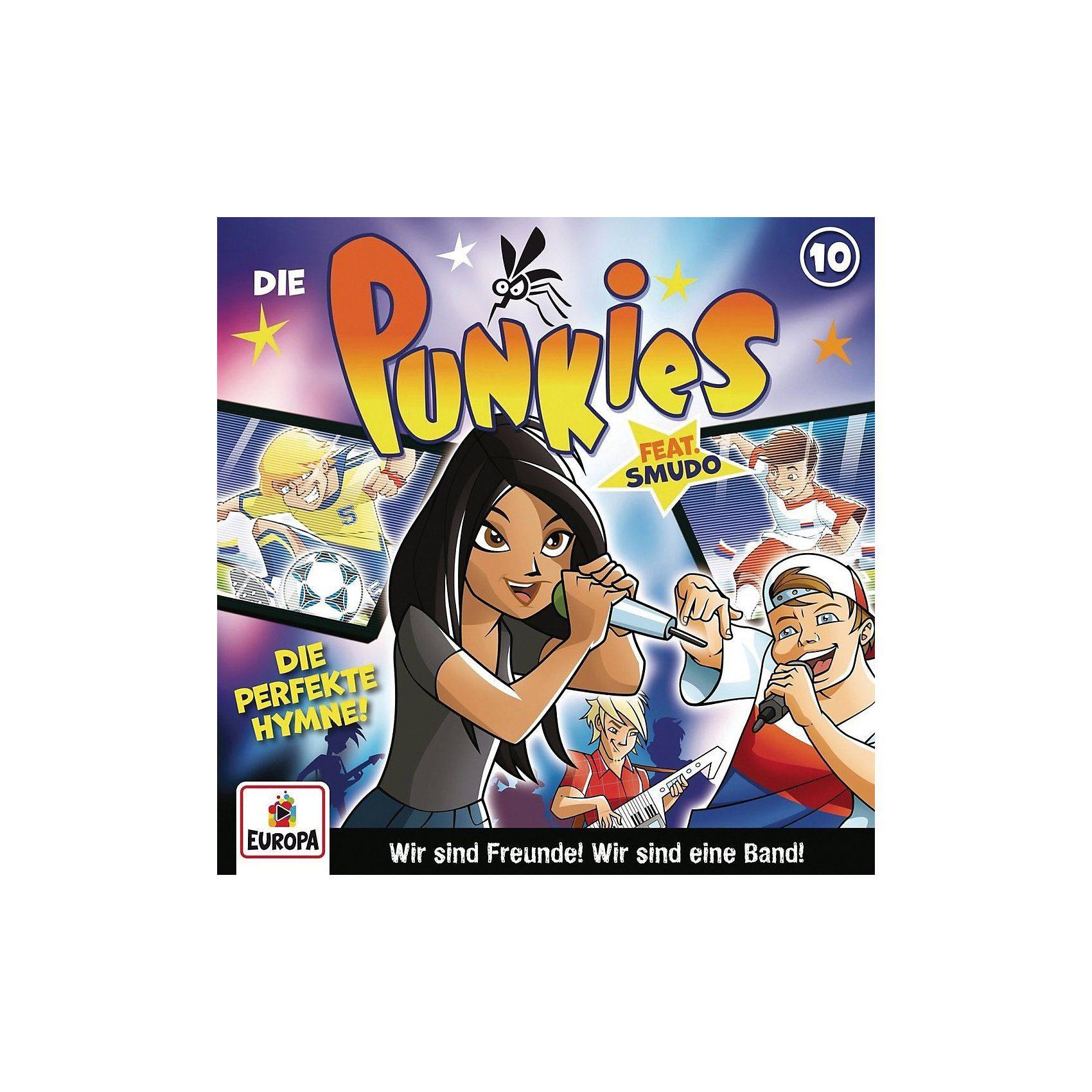 Sony CD Die Punkies 10 - Die perfekte Hymne!