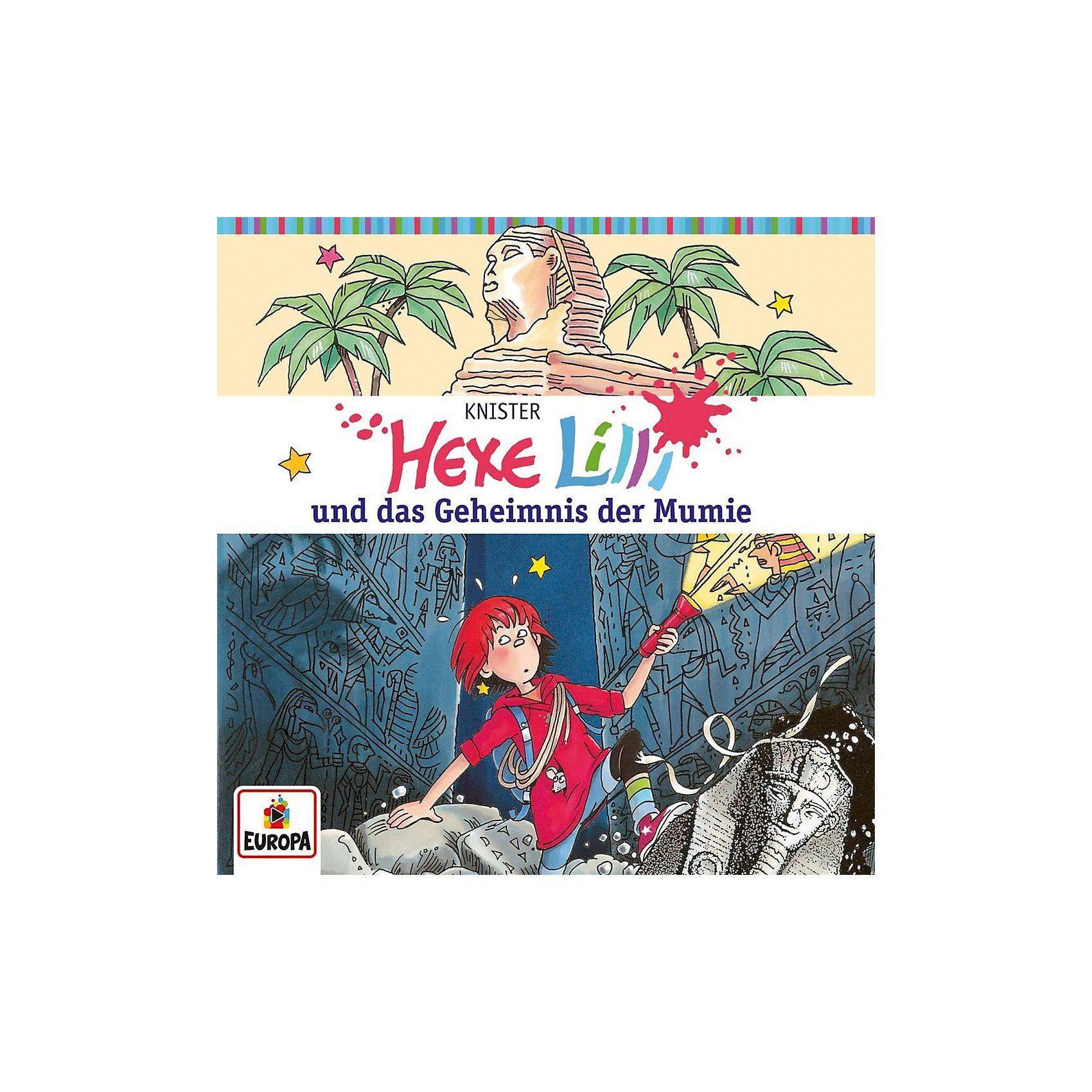 Sony CD Hexe Lilli 07 - und das Geheimnis der Mumie
