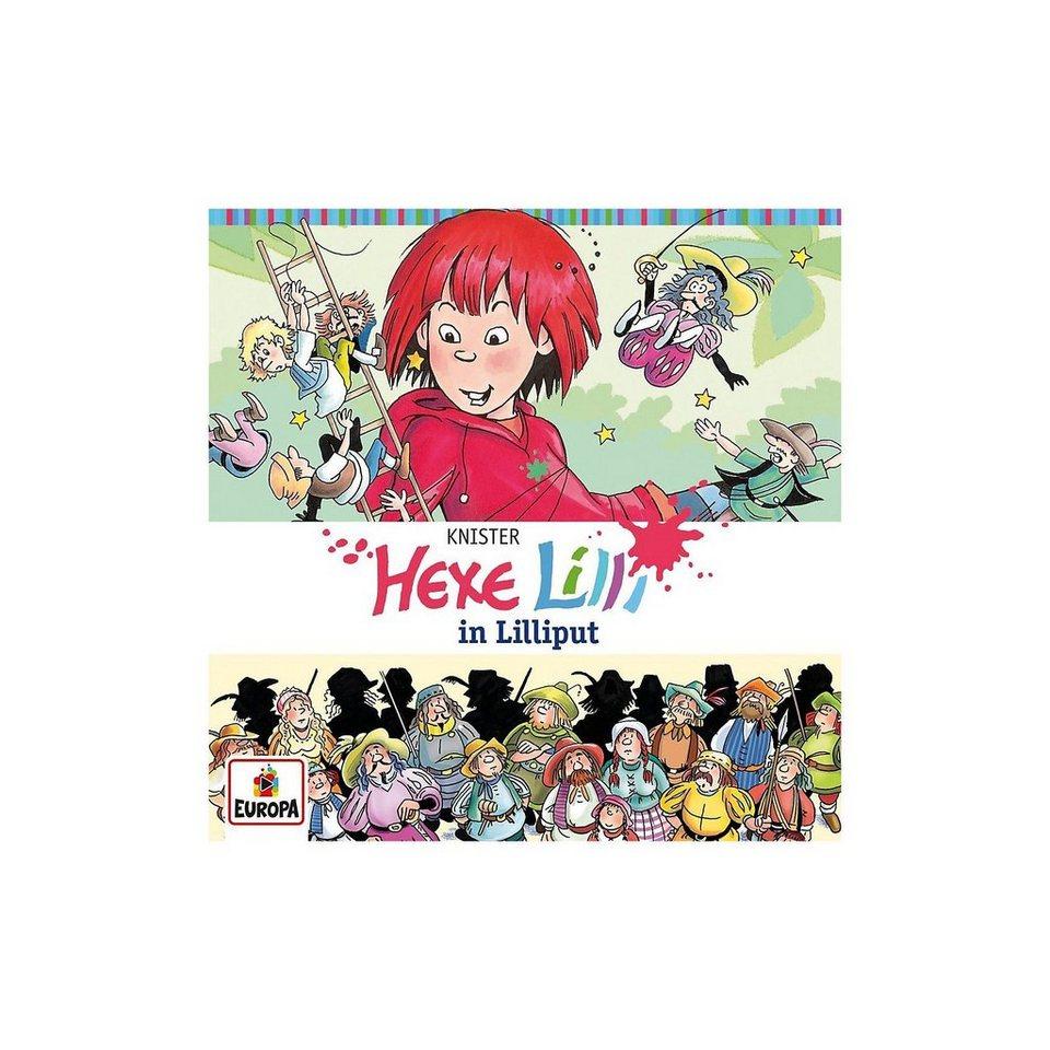 Sony CD Hexe Lilli 16 - in Lilliput online kaufen