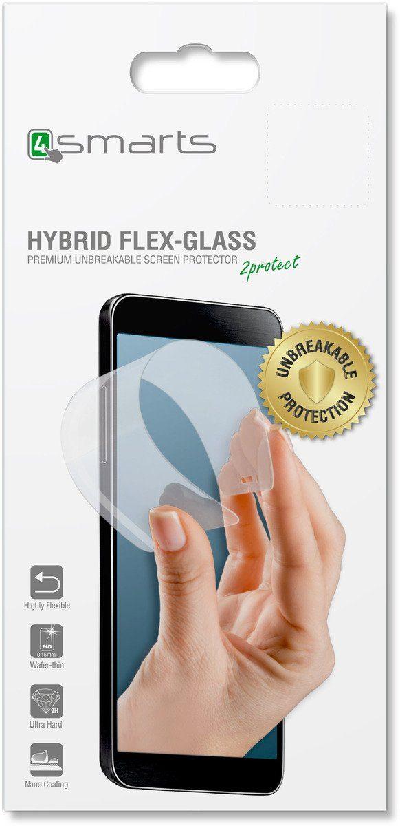 4Smarts Folie »Hybrid Flex-Glass Displayschutz für Huawei P20 Pro«