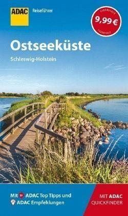Broschiertes Buch »ADAC Reiseführer Ostseeküste Schleswig-Holstein«