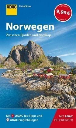 Broschiertes Buch »ADAC Reiseführer Norwegen«