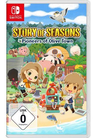 Story Of Seasons: Pioneers Of Olive To...