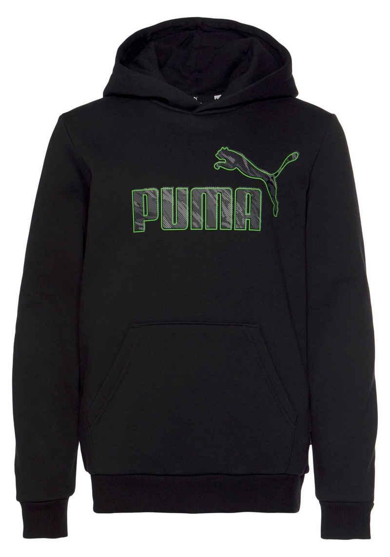 PUMA Kapuzensweatshirt »Graphic Hoodie Fleece«