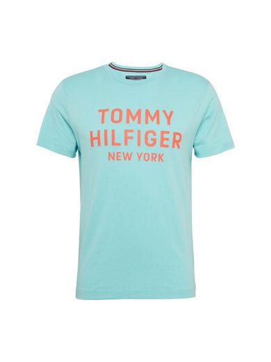TOMMY HILFIGER Rundhalsshirt »DASHING GRAPHIC TEE«