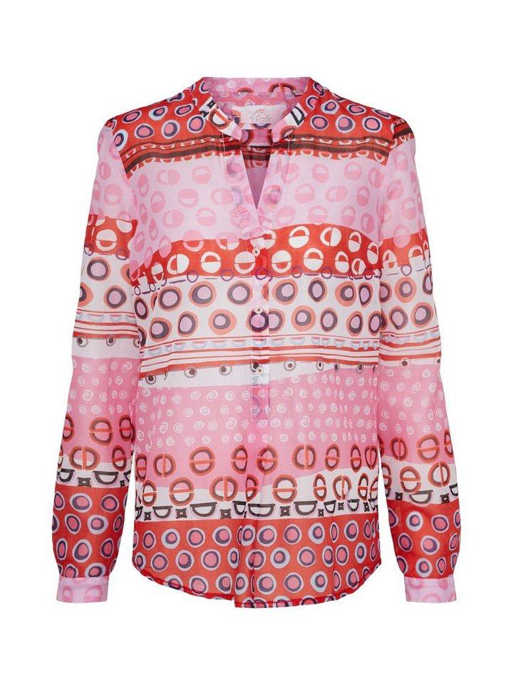 neu authentisch gut aussehen Schuhe verkaufen ein paar Tage entfernt Emily Van Den Bergh Klassische Bluse, Leicht transparent online kaufen |  OTTO