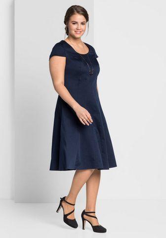 SHEEGO Коктейльное платье