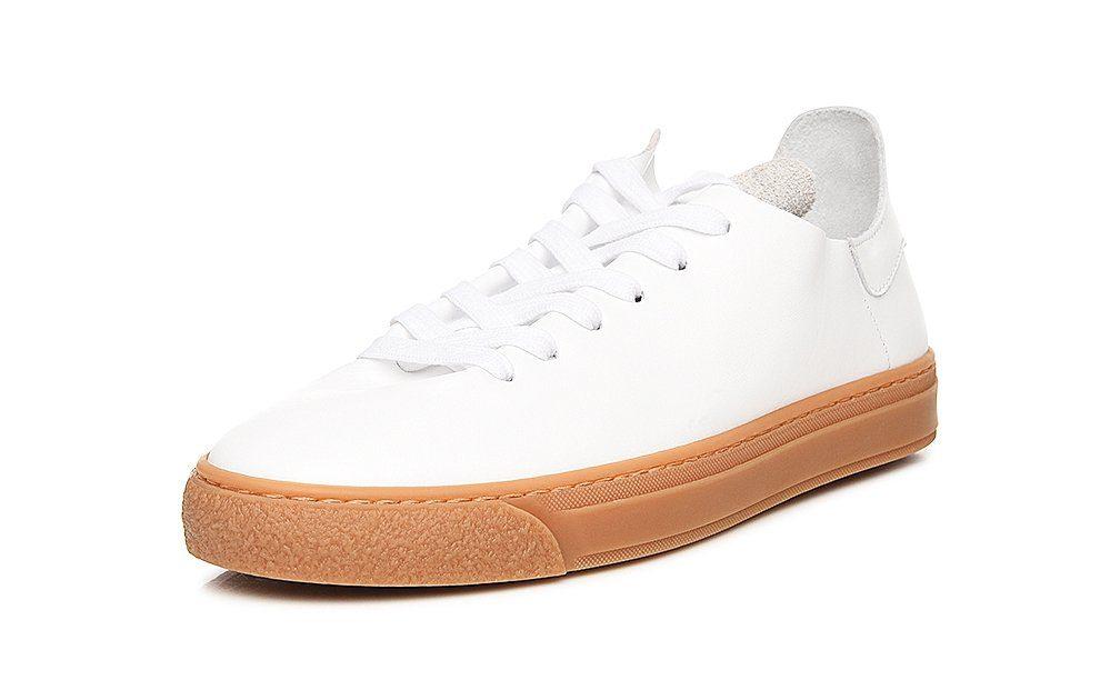 SHOEPASSION No 14 WS Sneaker, 100 % italienische Handarbeit online kaufen  weiß
