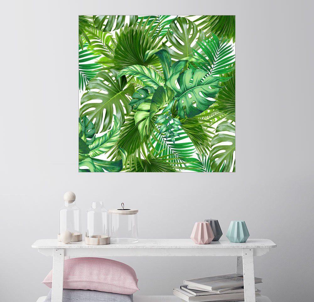 Posterlounge Wandbild - Mark Ashkenazi »new tropic life«