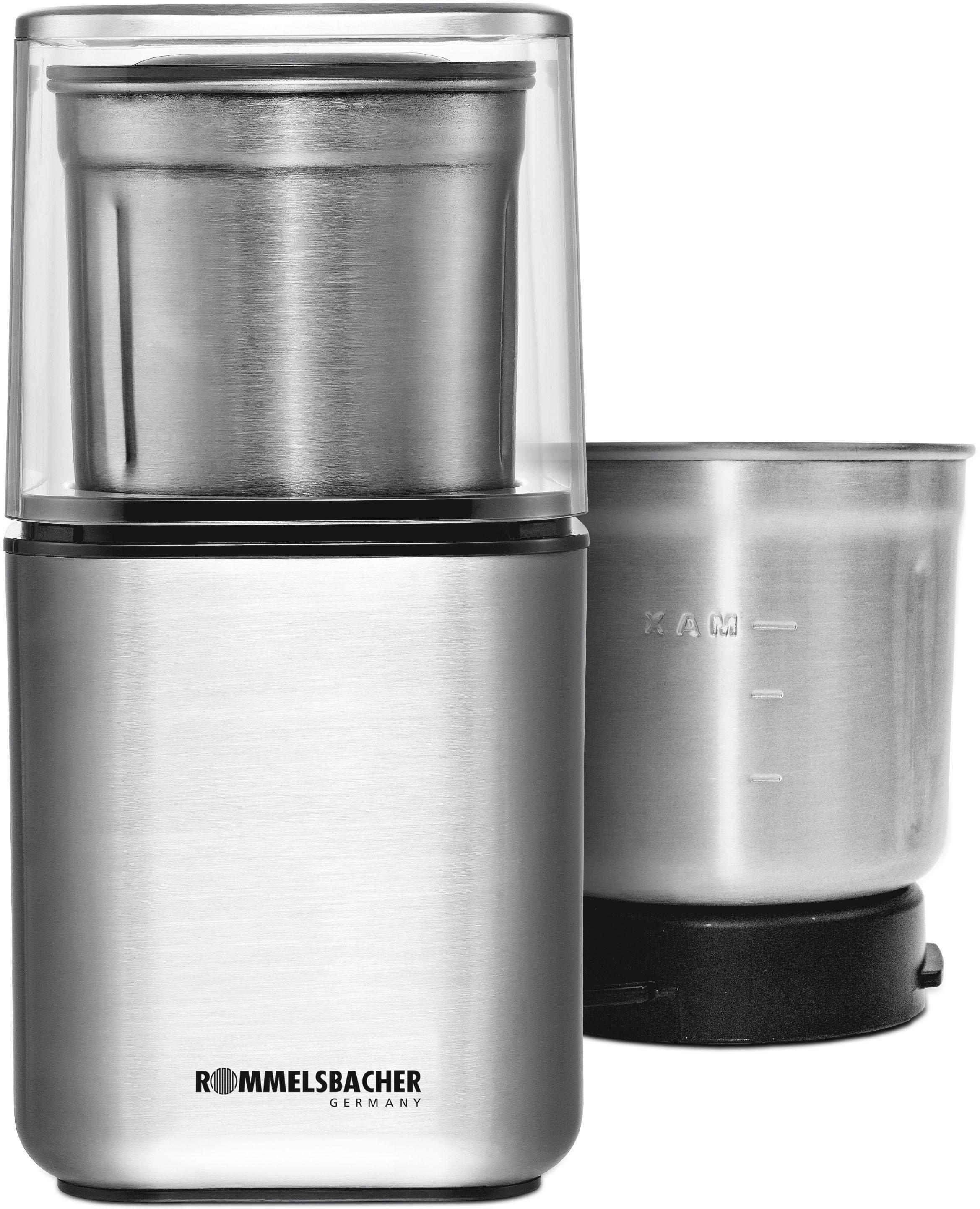 Kaffeemühle EGK 200, 200 W, 70 g Bohnenbehälter