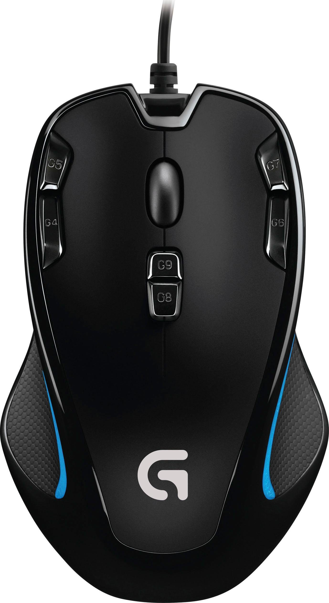 Logitech Games »G300s Optical G-Series« Gaming-Maus (kabelgebunden)