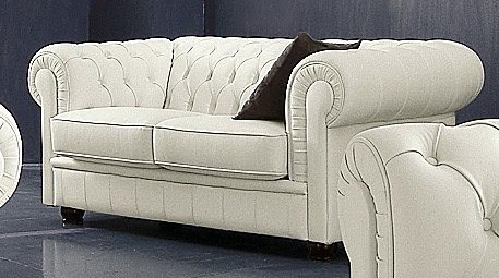 max winzer chesterfield 2 sitzer sofa kent im retrolook mit edler knopfheftung online kaufen. Black Bedroom Furniture Sets. Home Design Ideas