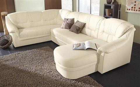 wohnlandschaft wahlweise mit bettfunktion kaufen otto. Black Bedroom Furniture Sets. Home Design Ideas