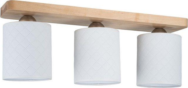 SPOT Light Deckenleuchte JENTA MILENA  3-flammig weiß | 05901602387467