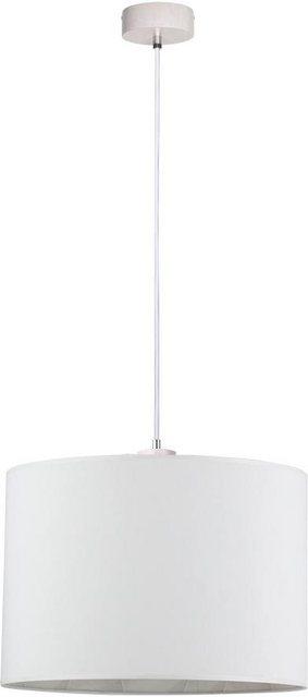 SPOT Light Pendelleuchte LENOBIA  1-flammig weiß | 05901602382806