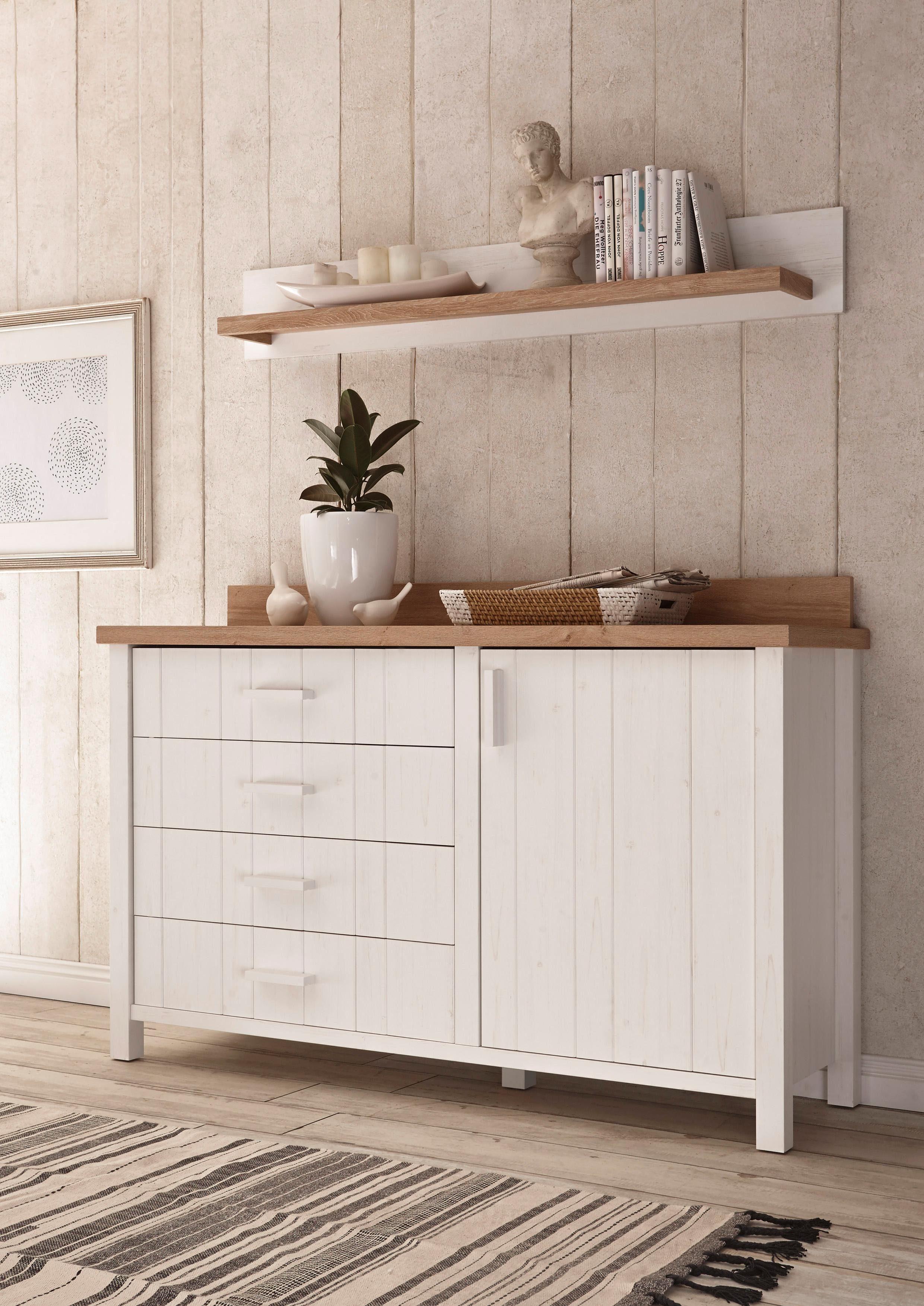 Home affaire Sideboard »Cottage«, Breite 151 cm