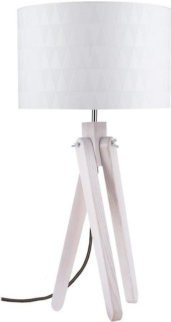 SPOT Light Tischleuchte RUNE AMINA  1-flammig weiß | 05901602382127
