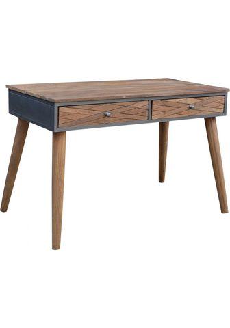 SIT Rašomasis stalas »CROSS« iš recyceltem...