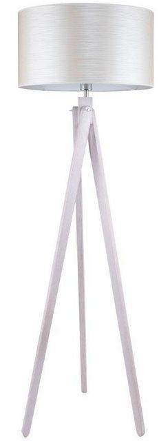 SPOT Light Stehlampe RUNE MADELEINE  1-flammig weiß | 05901602372326