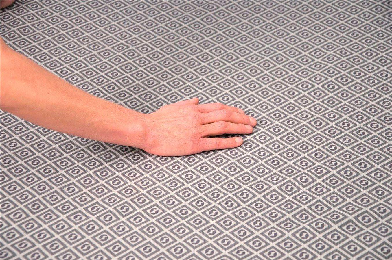 Zubehör Camping & Outdoor Outwell Cedarville 5A Flat Woven Carpet 2019 Zelt Zubehör grau