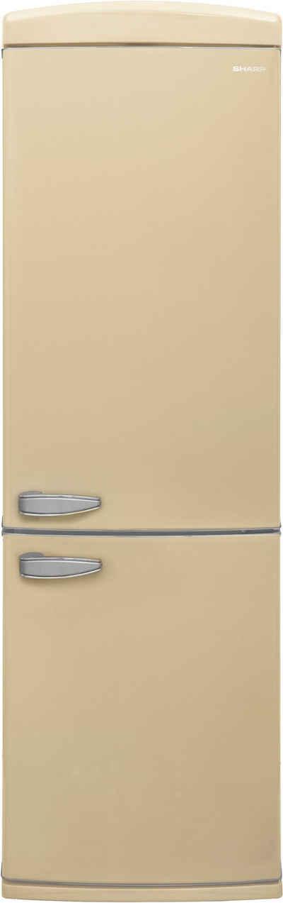 Sharp Kühl-/Gefrierkombination SJ-RA10RMXJD-EU, 190,1 cm hoch, 60,5 cm breit