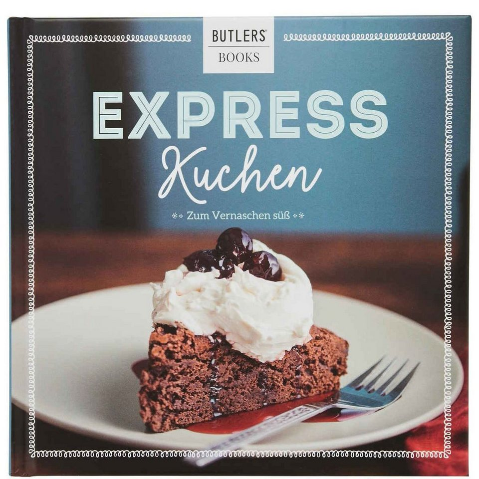 Butlers Kochbuch Express Kuchen Online Kaufen Otto