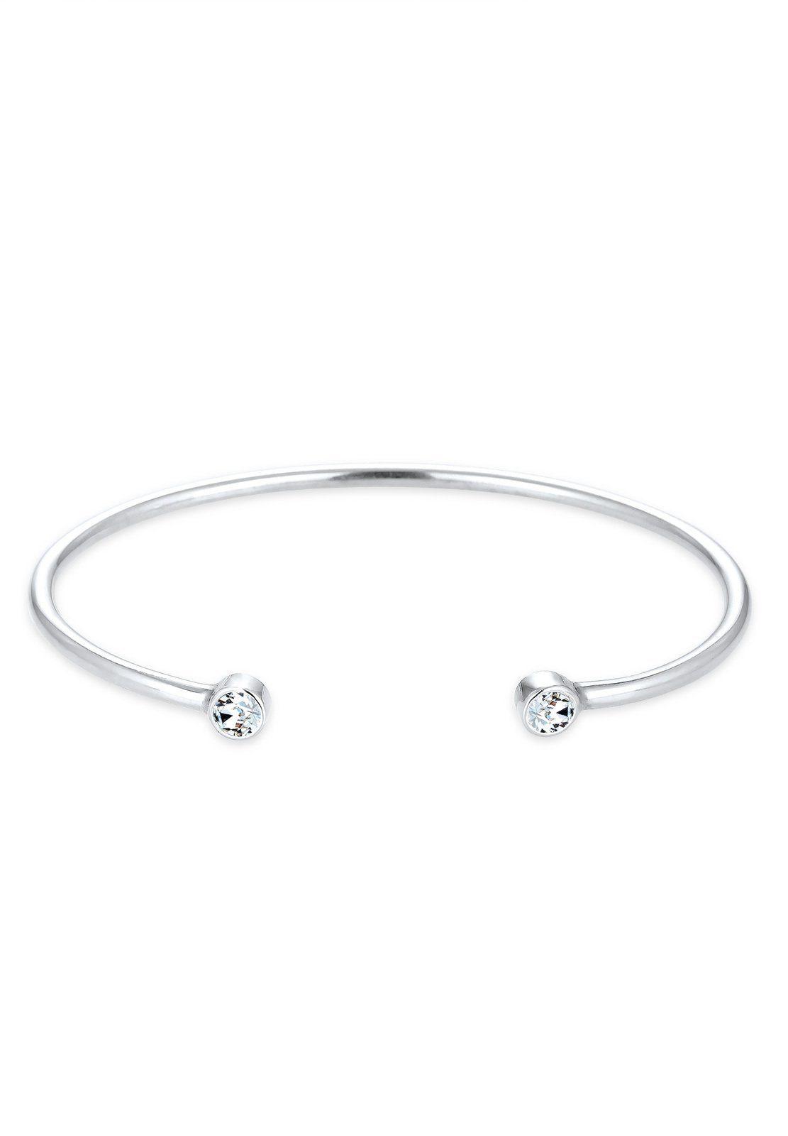 Elli Armreif »Trend Geo Swarovski® Kristalle 925 Sterling Silber«