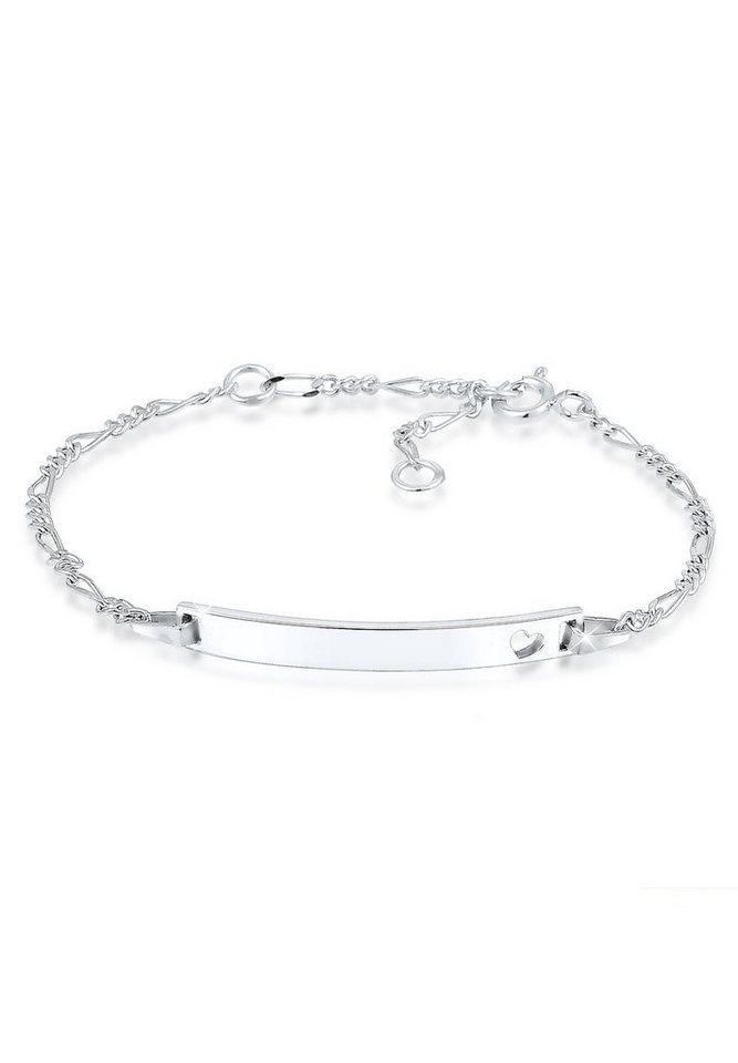Elli Armband »Kinder Herz Geburt Namens-Band 925 Silber« online ... e15f154c66