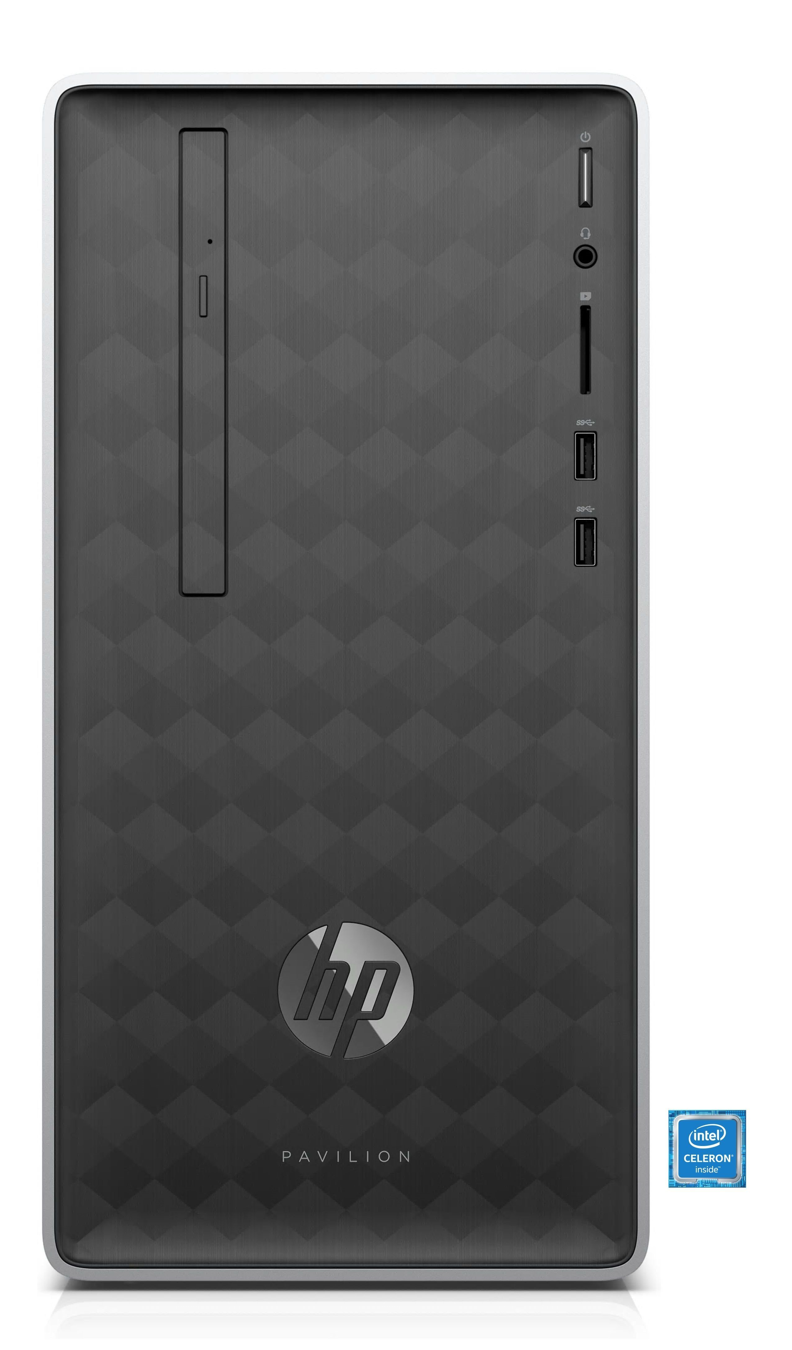 HP Pavilion 590-a0506ng Desktop PC »Intel Celeron J4005, Intel Graphics, 256 SSD, 8GB«