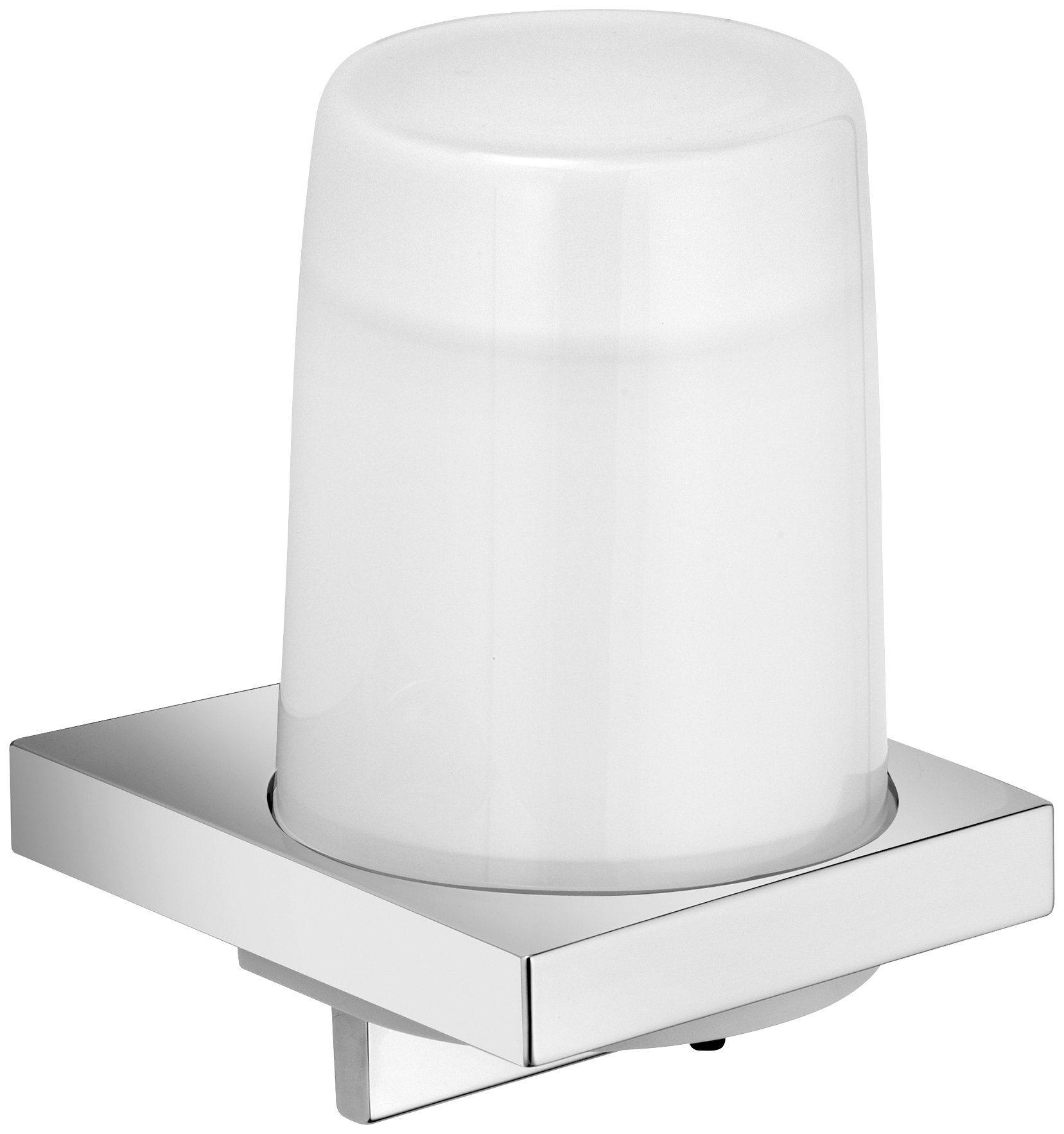 Seifenspender »Edition 11«, Echtkristallglas mattiert, 180 ml
