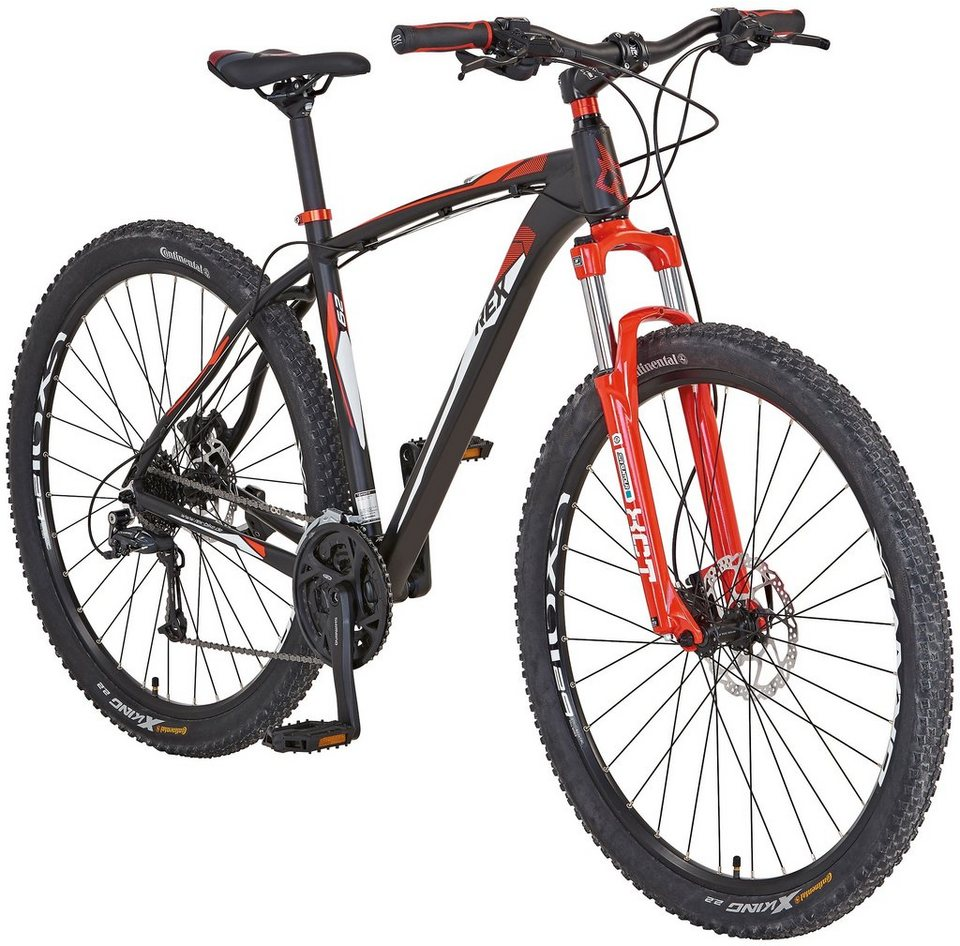 rex mountainbike 29 zoll 21 gang scheibenbremse online. Black Bedroom Furniture Sets. Home Design Ideas