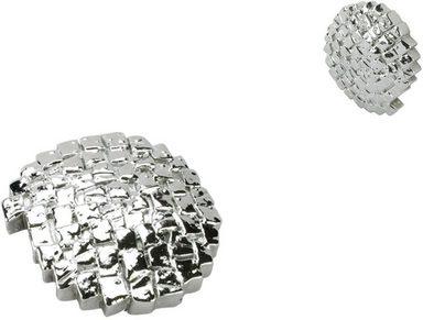 Dekomagnet »Steinoptik«, Liedeco, Gardinen, (Packung, 2 St), für metallische Flächen