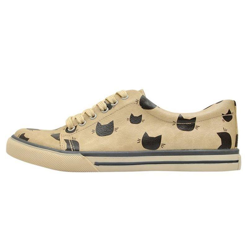 Damen DOGO Over Cat Sneaker Vegan  | 08680544155903