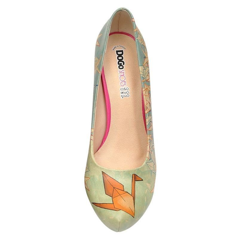 DOGO Your Dreams High-Heel-Pumps, Vegan kaufen  blau