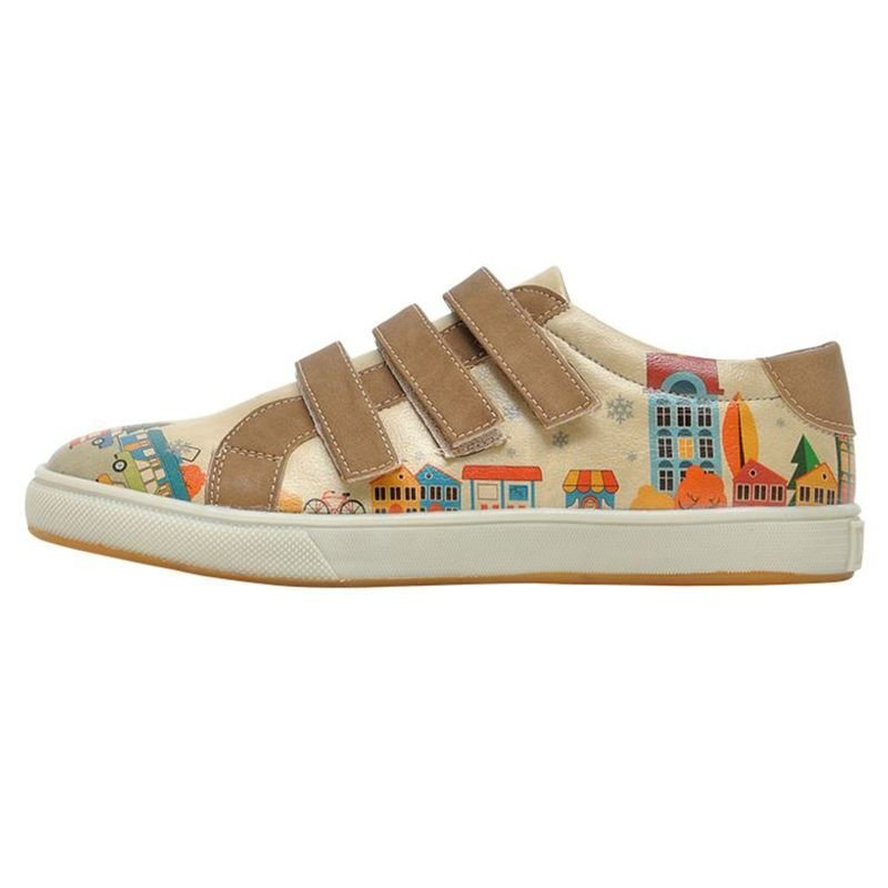 Damen DOGO City Life Sneaker Vegan  | 08680544159086