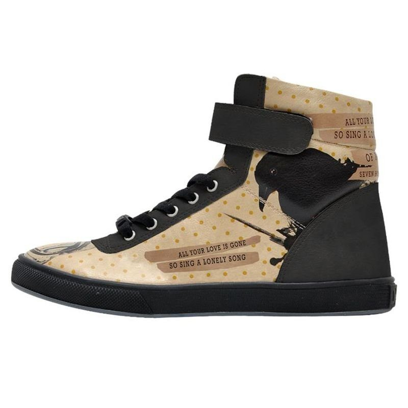 DOGO A Lonely Song Sneaker, Vegan online kaufen  natur
