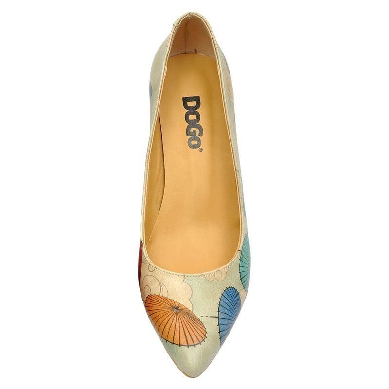 Boutique &7461 DOGO DOGO &7461 »Windy« High-Heel-Pumps Vegan d205a9