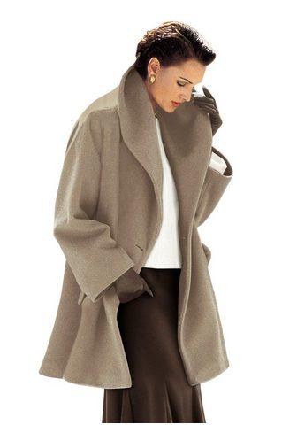 LADY Пальто короткое в классический форма